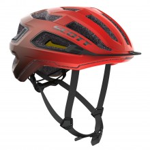 Casco Arx Plus (ce) Color Fiery Red