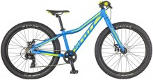 Bicicleta Scale JR 24 Plus