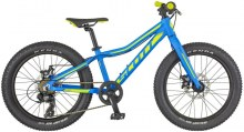 Bicicleta Scale JR 20 Plus